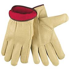 Memphis Glove Insulated Premium Grain Pigskin