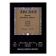 Arches Drawing Pad 10 x 14