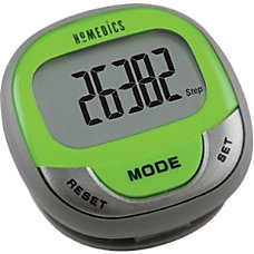 HoMedics Hip Pocket Pedometer