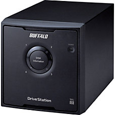 BUFFALO DriveStation Quad USB 30 4