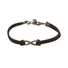 Infinity Bracelet Brown