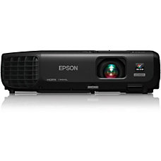 Epson PowerLite 1263W LCD Projector 720p