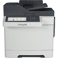 Lexmark CX517de Laser Multifunction Printer Color