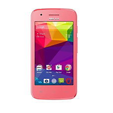 BLU Dash J Cell Phone Pink