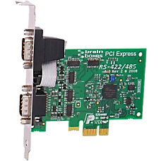 Brainboxes PX 313 2 port Serial