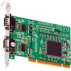 Intashield 2 port Serial PCI Adapter
