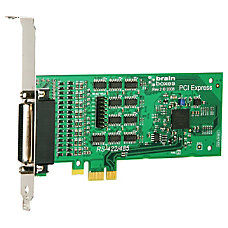 Brainboxes 4 Port RS422485 PCI Express