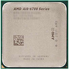 AMD A10 6700 Quad core 4
