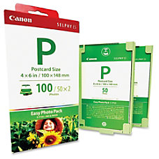 Canon EP 100 Easy Photo Pack