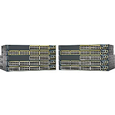 Cisco Catalyst 2960S 48LPS L Ethernet