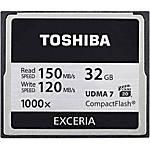Toshiba EXCERIA 32 GB CompactFlash CF