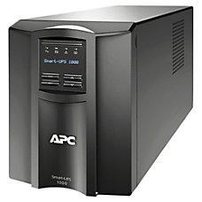 APC Smart UPS SMT1000I 1000 VA