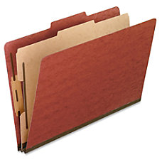 Oxford Legal Size Classification Folders Legal