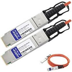 AddOn Cisco QSFP H40G AOC5M Compatible