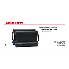 Office Depot Brand 301B 2 Brother