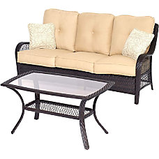 Hanover Orleans 2 Piece Seating Set