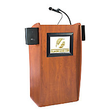 Oklahoma Sound Vision Wireless Ready Lectern