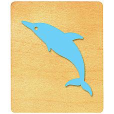 Ellison Prestige SureCut Die Large Dolphin