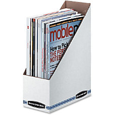 Fellowes Bankers Box StorFile Magazine File
