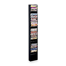 Buddy Steel Literature Display Rack 23