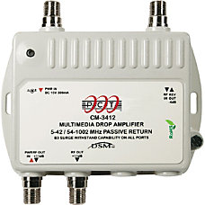 Channel Master CM 3412 Signal Splitter