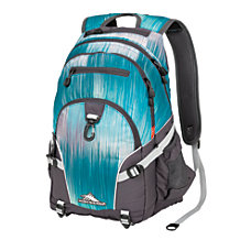 HIGH SIERRA Loop Backpack HazeMercurySilver