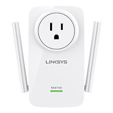 Linksys AC1200 Amplify Dual Band Wi