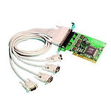 Brainboxes 4 Port RS 232 Universal