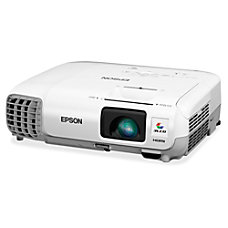 Epson PowerLite S27 LCD Projector HDTV