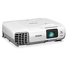 Epson PowerLite 98H XGA 3LCD Projector