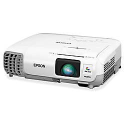 Epson PowerLite 97H 3LED LCD Projector