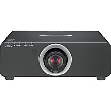Panasonic PT DZ770ULK DLP Projector 1080p