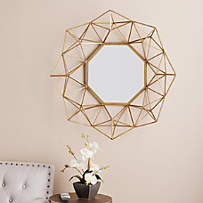 Southern Enterprises Holton Decorative Octagonal Mirror