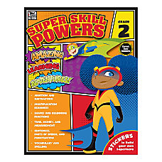 Thinking Kids Super Skill Powers Grade