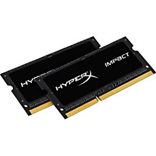 Kingston HyperX Impact SODIMM 8GB Kit