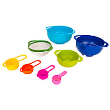 8 Piece Food Preparation Nesting Set