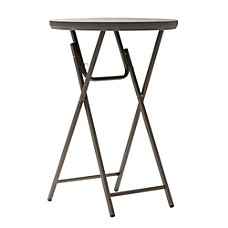 COSCO Cocktail Table Round 43 35