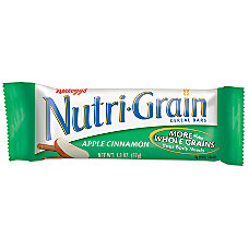 Kelloggs Nutri Grain Bars Apple Cinnamon
