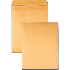 Quality Park Kraft Redi Seal Envelopes