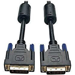 Tripp Lite 3ft DVI Dual Link