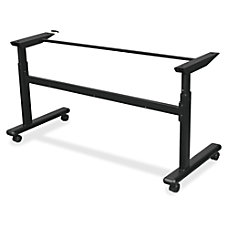 Balt Height adjustable SitStand Flipper Table