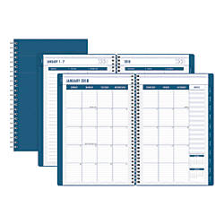 Office Depot Brand Bold Arrows WeeklyMonthly