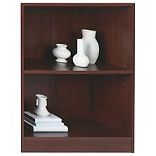 Realspace Basic Bookcase 2 Shelf 30
