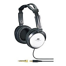JVC Full Size High Quality Headphones