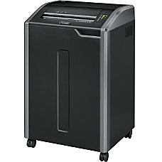 Fellowes Powershred 485Ci 100percent Jam Proof