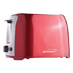 Brentwood 2 Slice Cool Touch Toaster