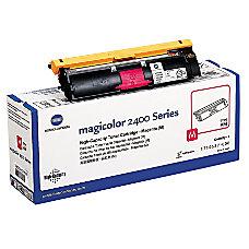 QMS 1710587 006 Magenta Toner Cartridge