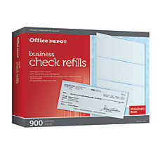 Office Depot Brand Standard Blue Business