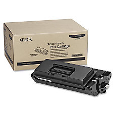 Xerox 106R01148 Black Toner Cartridge