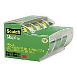 Scotch Magic Tape In Dispensers 34